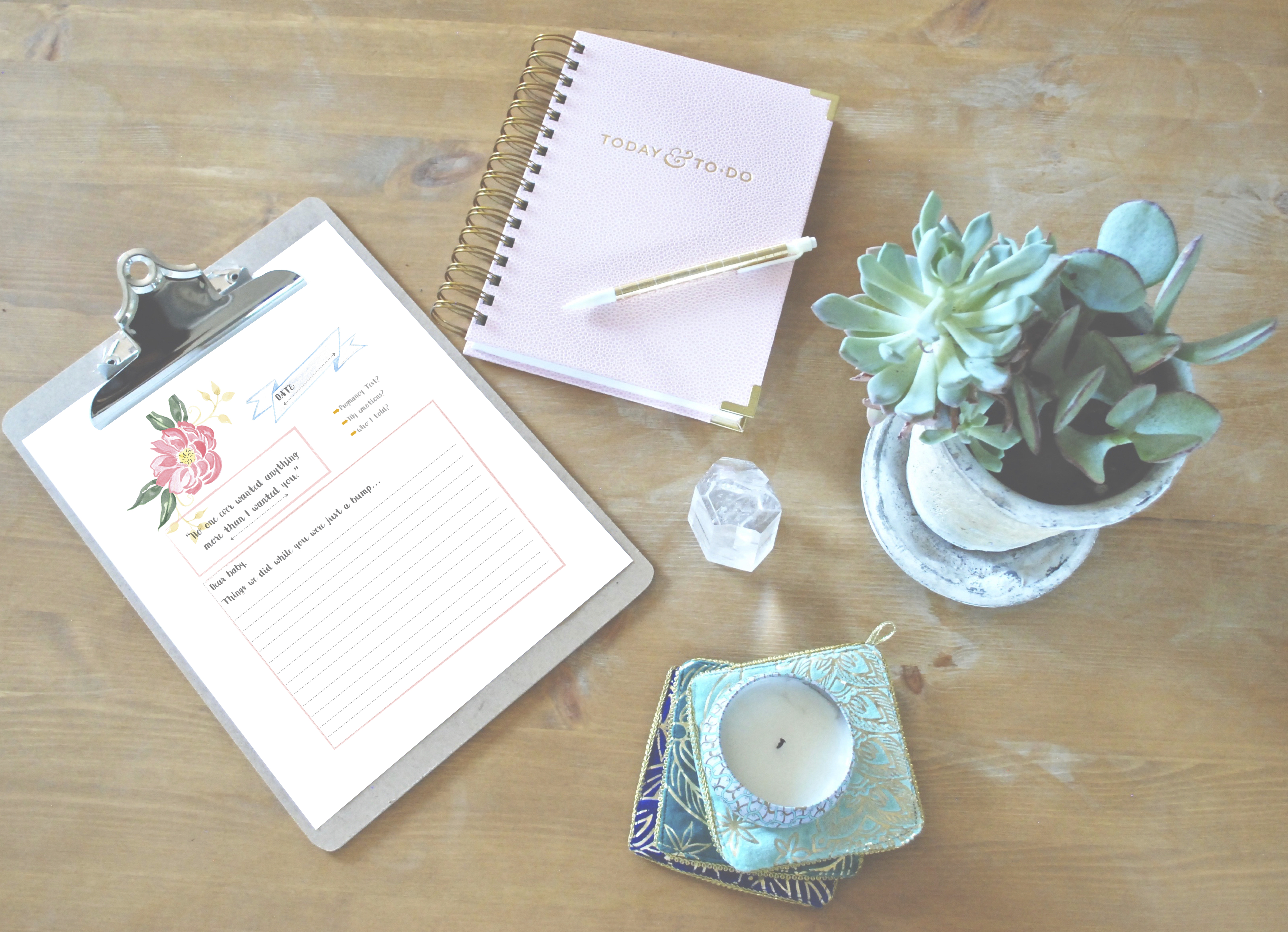 Free Baby Loss Journal | Healing one broken heart at a time