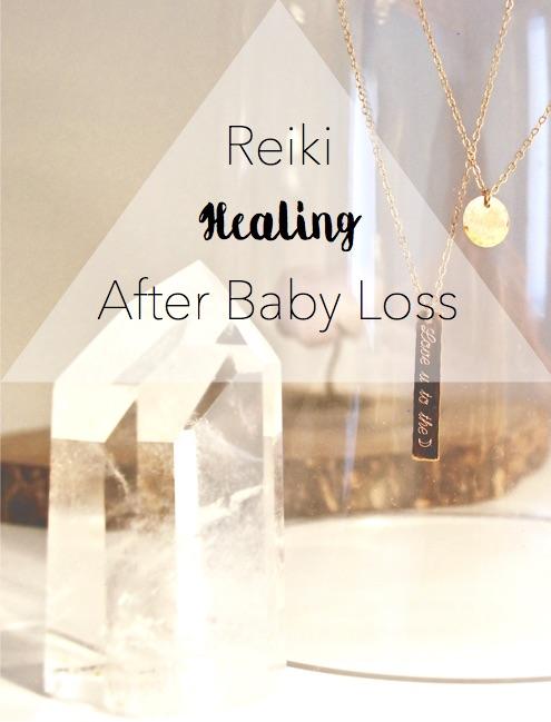 Reiki Healing Baby Loss