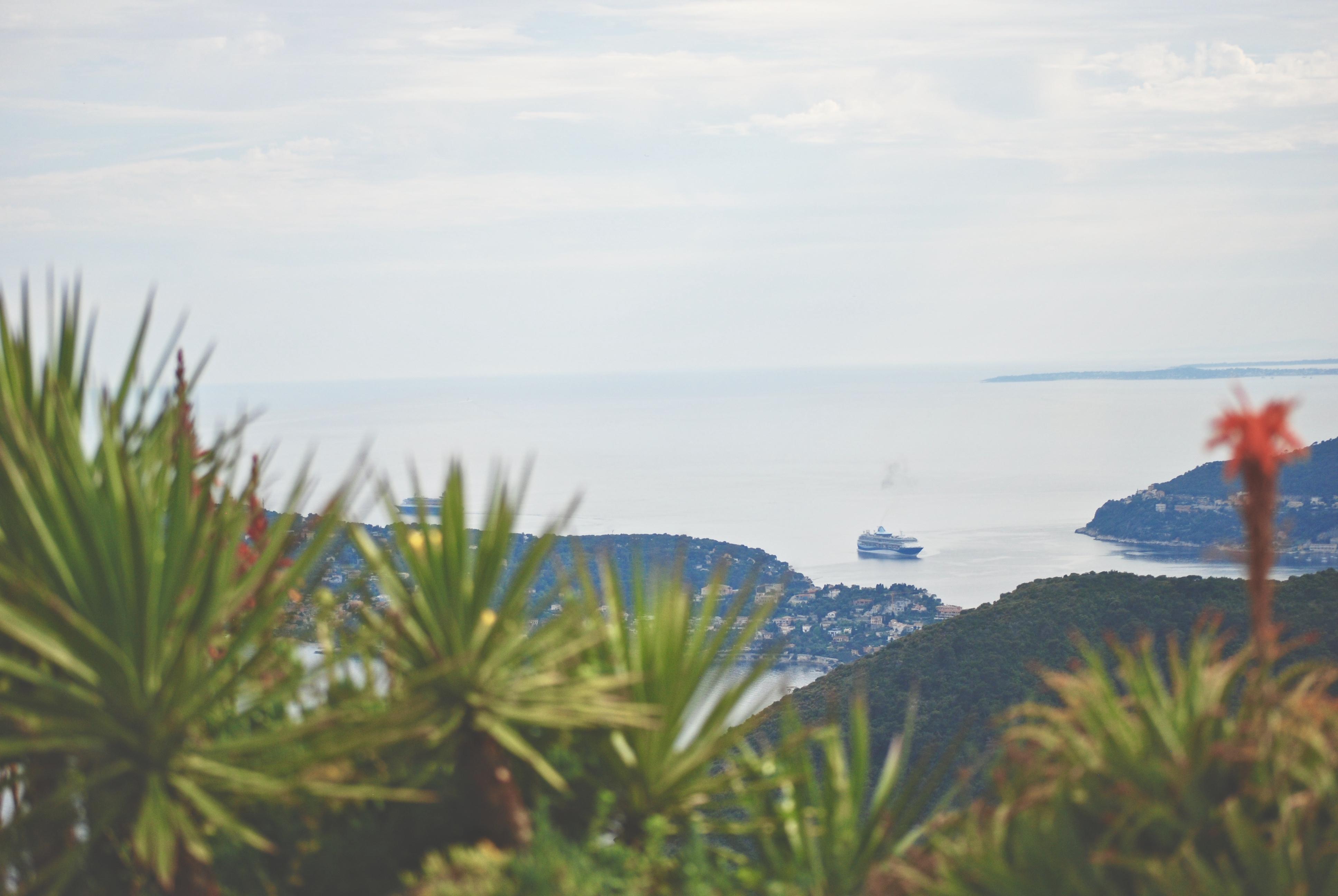 Eze Sur Mer Views
