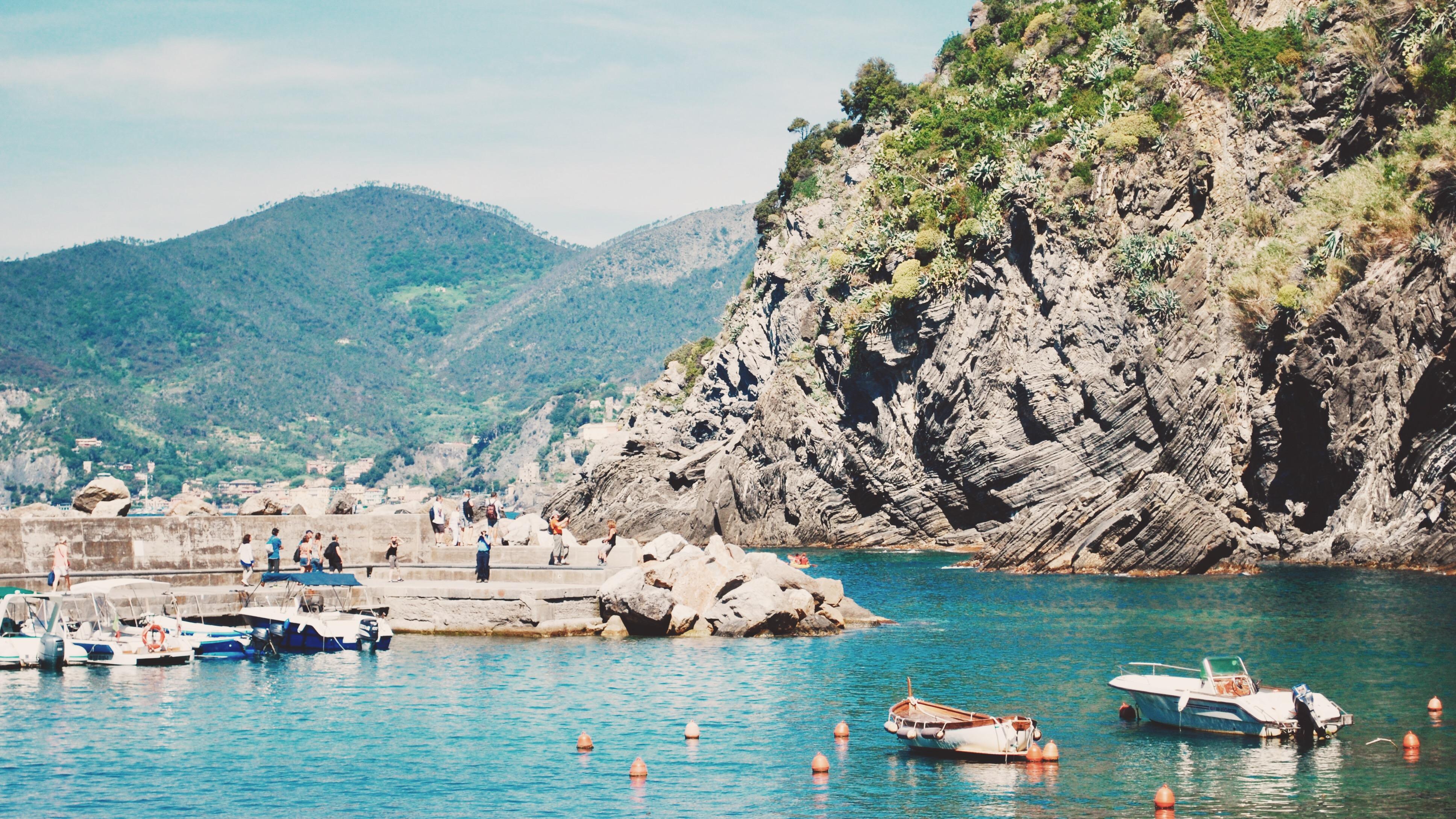 Vernazza Cove