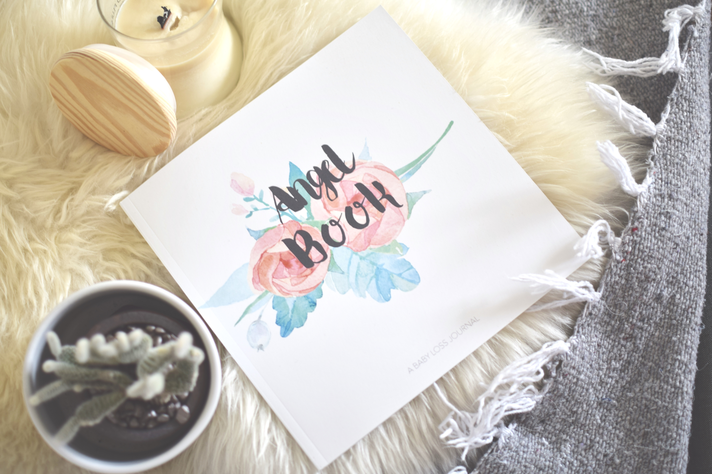 Angel Book Baby Loss Journal