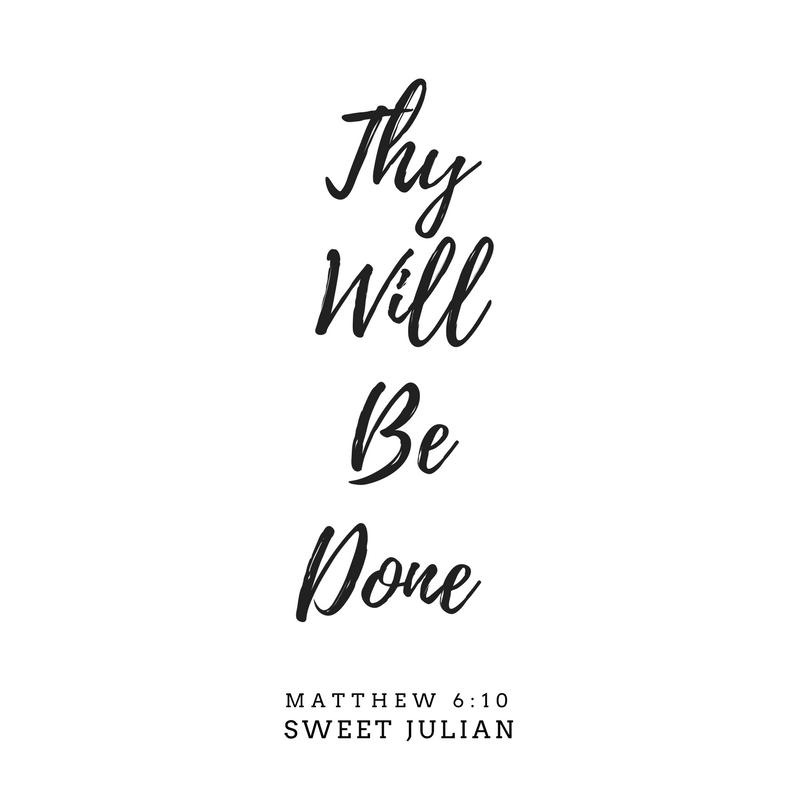Thy-will