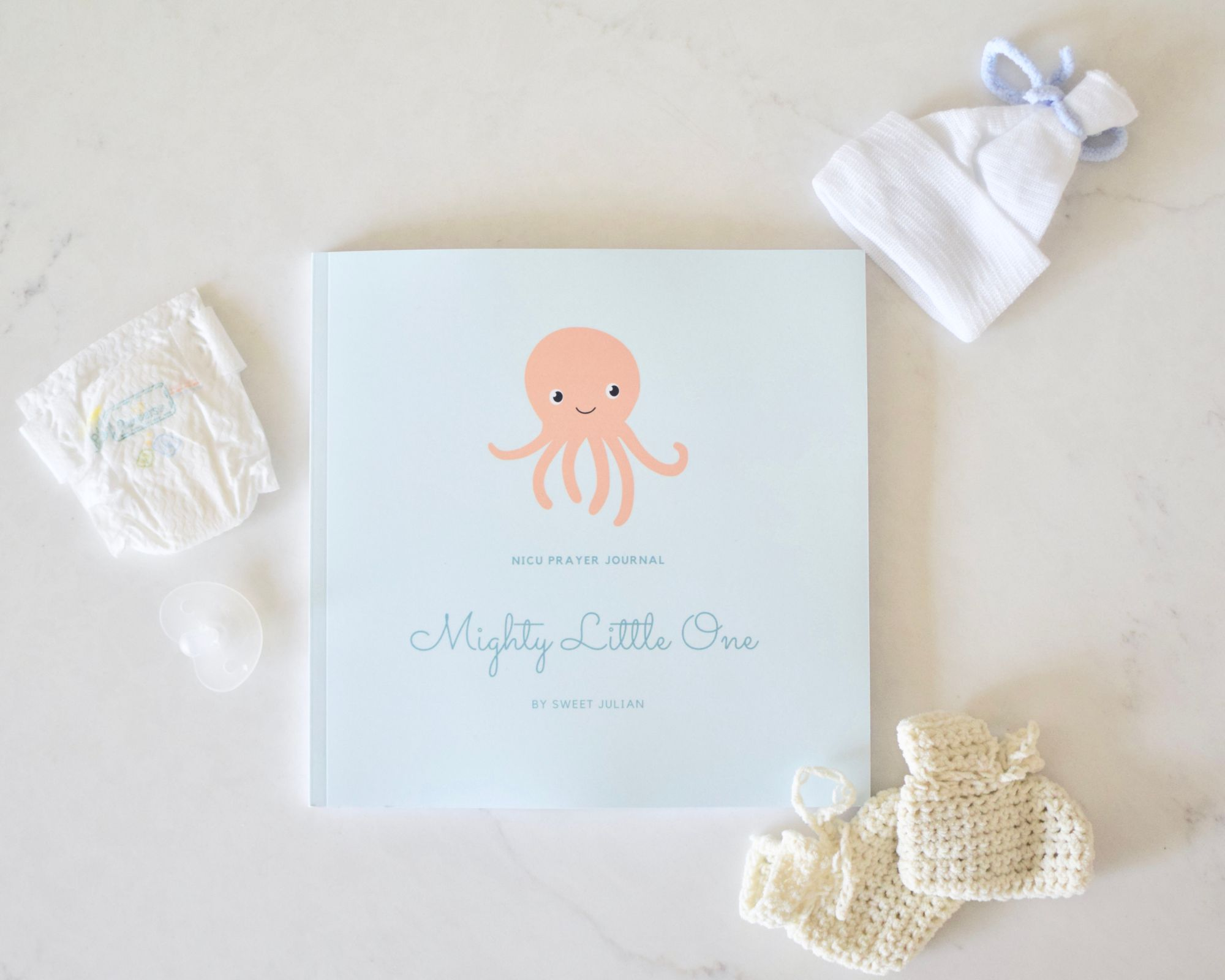 Mighty Little One | NICU Prayer Journal