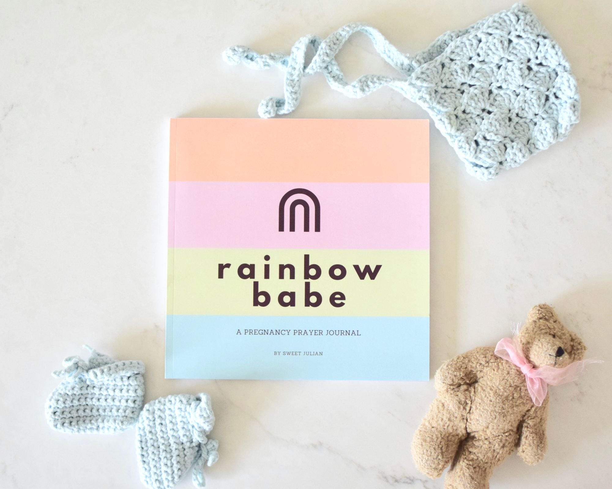 Rainbow Babe | A Pregnancy Prayer Journal