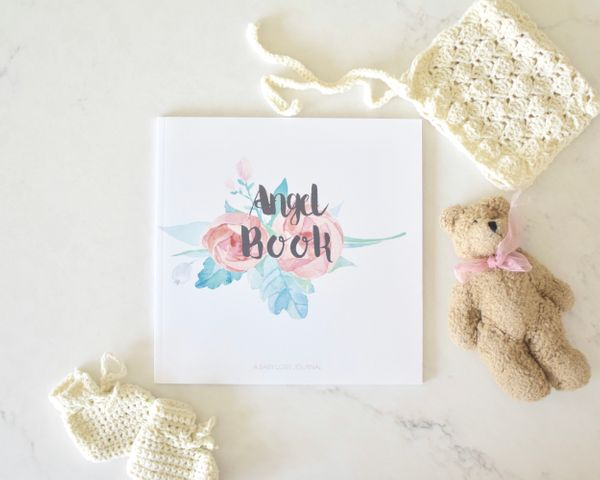 Angel Book | A Baby Loss Journal